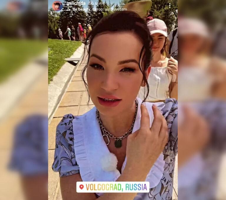 «Какое величие!»: в Волгограде начались съемки программы Иды Галич