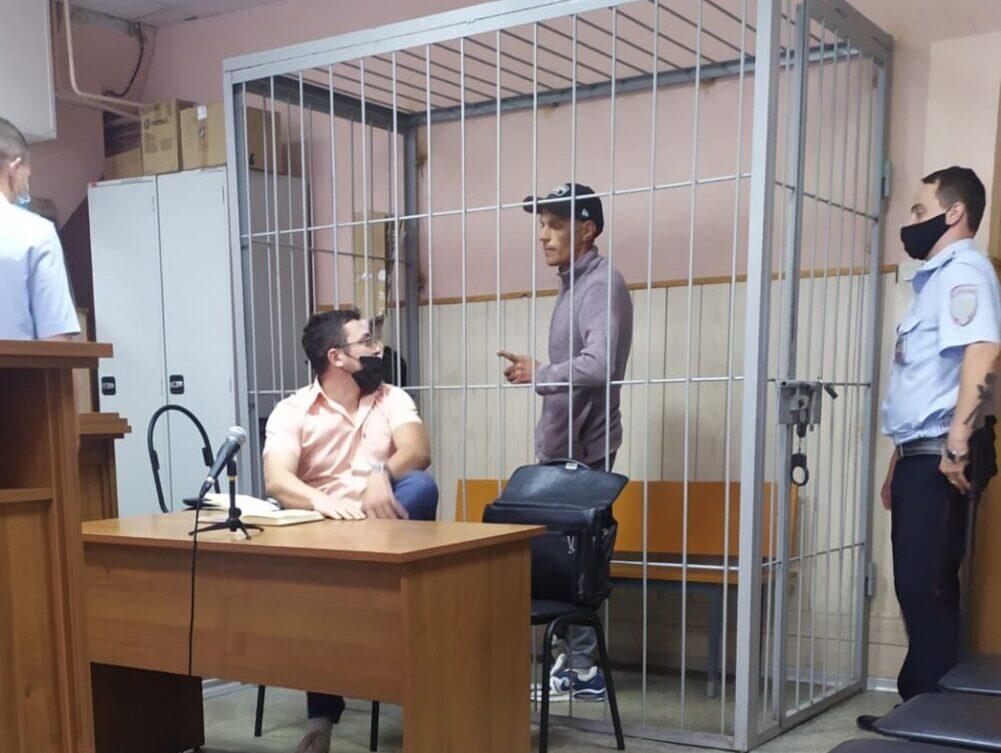 В Волгограде отправили в СИЗО предполагаемого насильника школьницы из Кировского района
