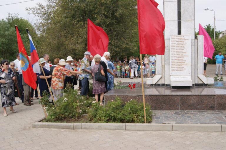В Волгограде завершается реставрация мемориала в парке имени Гагарина