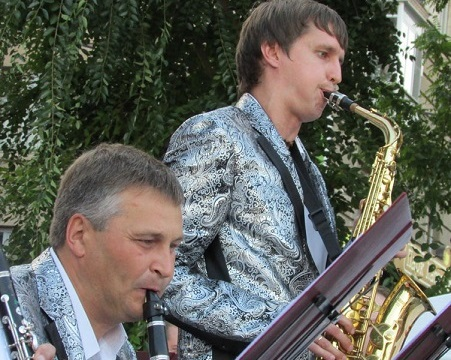 В Волгограде духовой оркестр даст концерт в Комсомольском саду