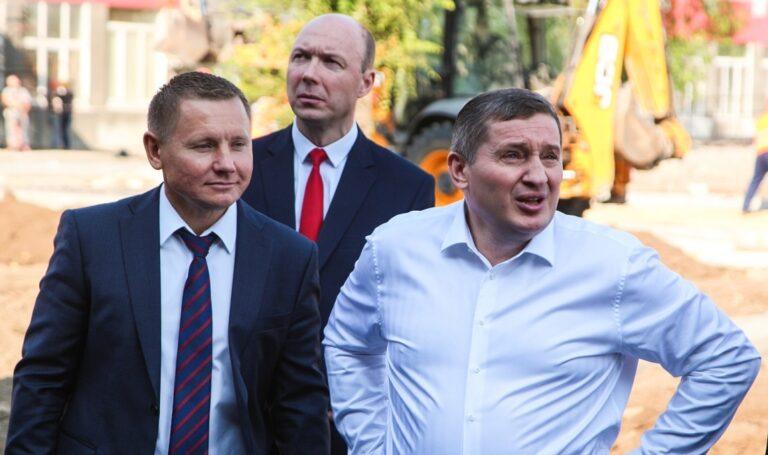 В Волгограде на заводе брянского друга губернатора открывают цех травления