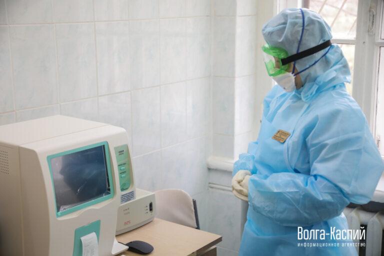 На дооснащение ковидных госпиталей в Волгоградской области выделено 220 миллионов рублей