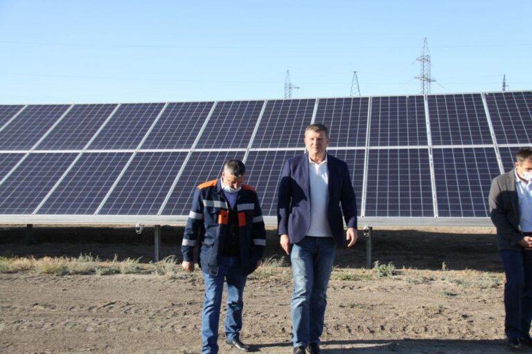 Волгоградская область – в топе по использованию энергии солнца и ветра