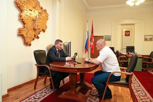 Вместо земляка волгоградского губернатора назначен новый Волжский межрегиональный природохранный прокурор