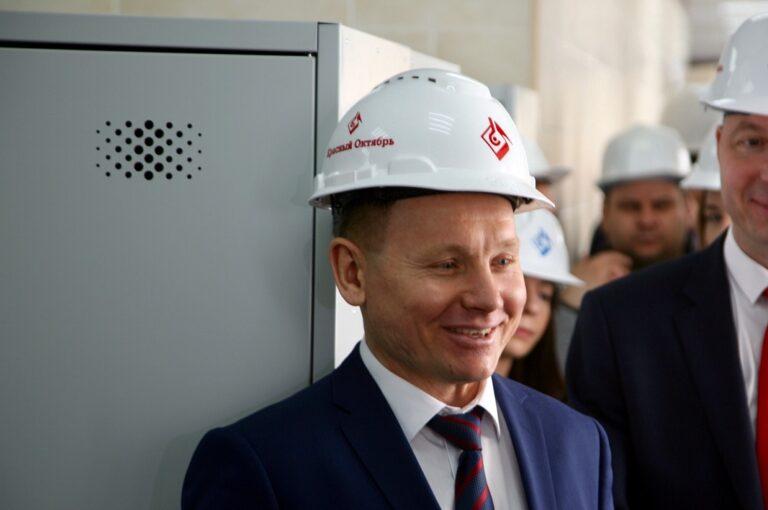 Брянский соратник волгоградского губернатора занялся ребрендингом «октябрьских» активов